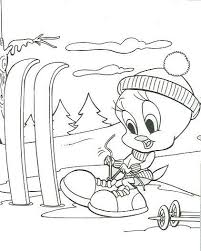 33 coloring pages looney tunes images looney