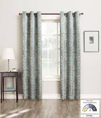 Grey Home Interiors Blinds U0026 Curtains Elegant Room Darkening Curtains For Window