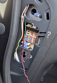 nissan 2011 fuse box wiring diagram simonand