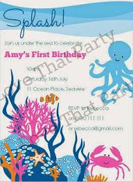 love that party birthday invitations and party decorations