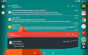 widgets for gmail android apps on google play