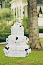 wedding cake pinata wedding piñatas the one guide