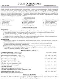 Executive Resume Example by Resume Samples Types Of Resume Formats Examples And Templates