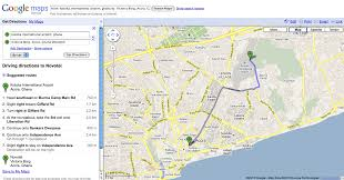 maps driving directions official africa maps for africa gets better