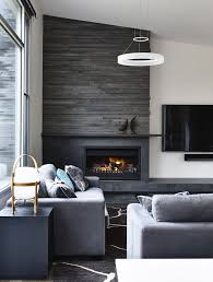 Fireplace Ideas Modern Best 25 Slate Fireplace Ideas On Pinterest Slate Fireplace