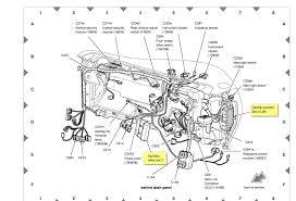 2003 ford explorer sport trac radio wiring diagram ewiring