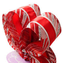 wire edged ribbon wired ribbon makes a stunningly wrapped gift