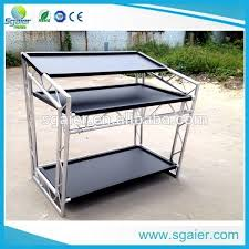 booth table for sale dj event bar counter dj booth bar table for cheap price dj counter