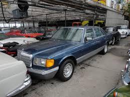 classic mercedes sedan classic 1985 mercedes benz 380 se sedan saloon for sale 643 dyler