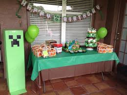 minecraft party decorations minecraft party wall decor search minecraft party ideas