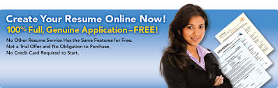 Online Resume Creator Free by Free Resume Builder U2014 Write A Resume Online