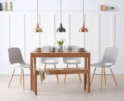 Cannes Dining Table Oak Dining Table Sets 6 Seater Great Furniture Trading Company