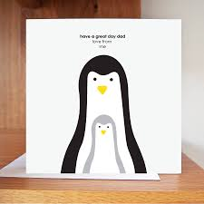 build your own penguin card by alstead design