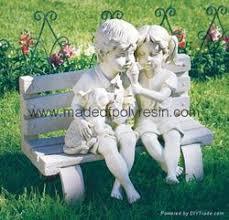 resin garden statue the gardens