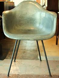 Eames Fiberglass Armchair Eames Zenith Edge Shell Chair On X Base Fiberglass Chair