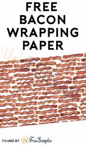 bacon wrapping paper free bacon wrapping paper yo free sles