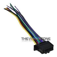 the wires zone pio har16 2010u 16 pin wire harness for select 2010