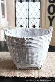 basket upcycle confessions of a serial do it yourselfer