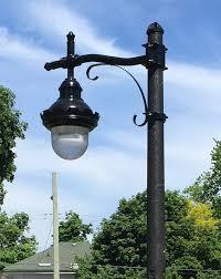 utility pole light fixtures usi utility structures inc concrete poles fixture mount options