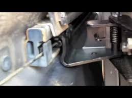 Fixing Closet Doors How To Fix A Honda Odyssey Automatic Sliding Door