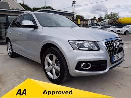 used audi q5 s line for sale motors co uk