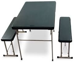 Folding Table And Bench Set Lifetime Recreation Table U0026 Bench Set Snowys Outdoors