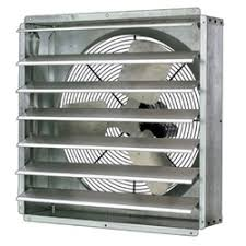 shutter exhaust fan 24 triangle engineering brand agricultural direct drive exhaust fans