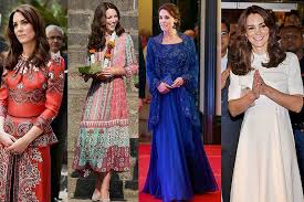 kate middleton style photos kate middleton in india duchess mixes brit chic with desi
