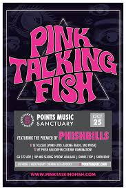 pink talking fish 5 points music sanctuary