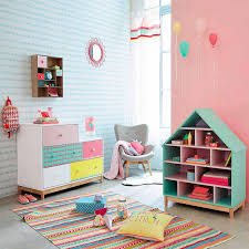 maison du monde chambre bebe chambre enfant coloré pastel doux maison du monde enfant