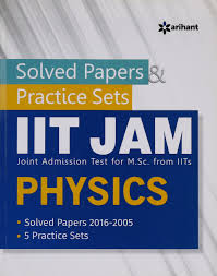 jam exam pattern 2016 buy solved papers practice sets iit jam joint admission test for