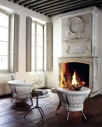 five fireplaces we love old world stoneworks