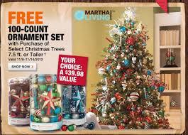 Decorate Christmas Tree Martha Stewart by Home Depot Martha Stewart Christmas Tree Christmas Decor Ideas