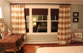 curtains gold curtains beautiful gold striped curtains waterfall
