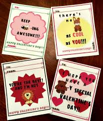 s day cards for classmates 4 s day cards free printables saved by the