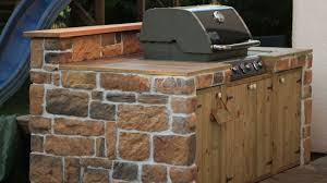 outdoor kitchen youtube
