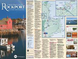 Boston Visitor Map by Publications Capeannchamber Comcapeannchamber Com