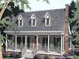 house plans with front porch two story