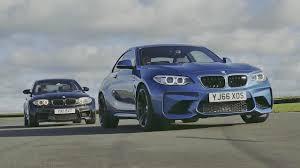 Bmw M1 Coupe Chris Harris Drives Bmw M2 Vs Bmw 1m Coupe Top Gear