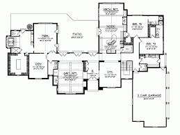 ranch homes floor plans sprawling ranch house plans homes floor plans