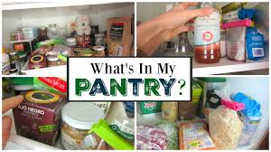 what u0027s in my pantry healing whole foods nothing processed no
