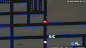 Usa Google Maps by Best Of April Fools Backwards Google Uber With Cats