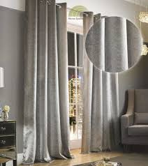 kylie minogue mist eyelet curtains luxury ready made design