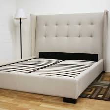 Inexpensive Headboards For Beds Cheap Headboards For Queen Beds And Tall White Upholstered Puffy