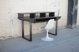 Recording Studio Desk For Sale by Hand Crafted Studio Desk For Audio Video Production W Keyboard
