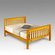 Single Wood Bed Frame Adams Beds Wooden Bed Frames
