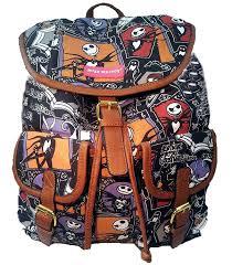 nightmare before backpack skellington rucksack