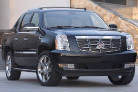 used 2008 cadillac escalade ext for sale pricing features