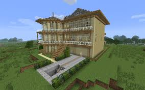 cool houses to build in minecraft business card size net