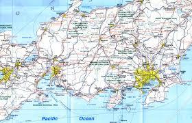 Sea Of Japan Map Awaken Arts Library